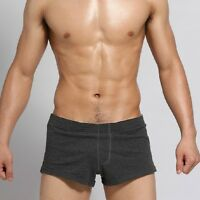 Seobean New Men's cotton sports shorts casual underwear shorts