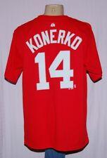 Paul Konerko Chicago White Sox Jersey T-Shirt Red M - MLB