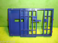 Playmobil :grille de cellule police playmobil / door of cell set 3159 3165