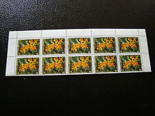 NOUVELLE-CALEDONIE - timbre - yt n° 575 x10 (majorite n**) (Z2) stamp