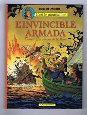 DE MOOR. L'Invincible Armada. Tome 1. Cori. EO 1978