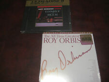 ROY ORBISON MFSL Rare Gold 24 KARAT CD Only 2000 PRESSED + MFSL GREATEST HITS CD