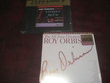 ROY ORBISON MFSL Rare Gold 24 KARAT CD Only 2000 PRESSED + MFSL GREATEST HITS CD