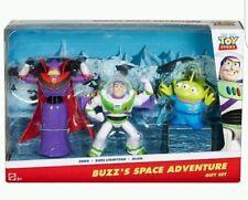 Mattel Disney/Pixar Toy Story Basic 3 Figure pack Space Adventure~ NEW ~