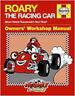 Roary the Racing Car Manual, New, Steve Rendle Book