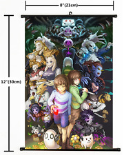 Japanese Anime undertale Home Decor Poster Wall Scroll 2046