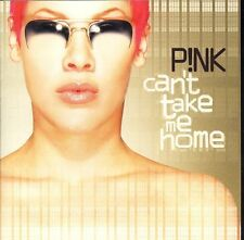Pink P!nk Can't Take Me Home CD Hell Wit Ya Most Girls Private Show Stop Falling