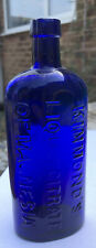 Unusual Kinmonds Liquid Citrate Of Magnesia Bottle c1900?