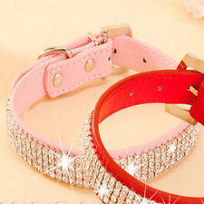 Pet-Collar-Bling-Rhinestone-PU-Leather-Crystal-Diamond-Puppy-Pet-Dog-Collars·
