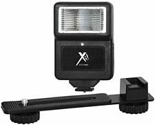 Bounce Swivel and Slave Xit XT500EX Pro Series Digital Dedicated AF Flash with Zoom Black Canon