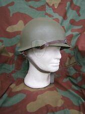 Elmetto M1 Vietnam originale ricondizionato, original helmet US Army WW2 interno
