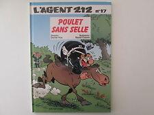 AGENT212 AGENT 212 T17 EO1995 TBE/TTBE POULET SANS SELLE