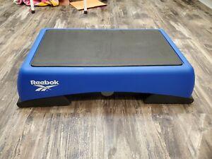 Reebok Adjustable Height Stepper Step Aerobic Fitness Exercise