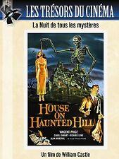 DVD La nuit de tous les mystères (House of the Haunted Hill) / IMPORT
