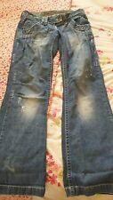 River Island boyfriend jeans size 8 low hipster summer casual holiday