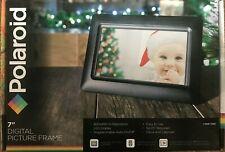 "Polaroid 7"" Digital Picture Frame"