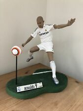 FT Champs Ronaldo Nazario Real Madrid Brazil 2006 Soccer Football 12 inch 30 cms