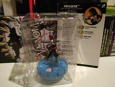 HeroClix Marvel Regenesis 020 Psylocke Chase