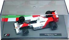 AYRTON SENNA MCLAREN F1 1988 1:43 Car Model Formula One Miniature Diecast Metal