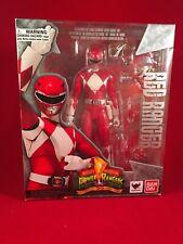MMPR Power Rangers SH Figuarts Red Ranger Action Figure