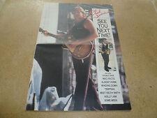 Paul McCartney Wings Fun Club Sandwich Magazine # 55/56 Winter 1990 /91 Beatles