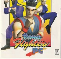 Classic Pc Game - Virtua Fighter