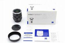 【Mint in Box】Carl Zeiss Distagon T* 25mm F/2.8 ZS Lens M42 Screw Mount Japan