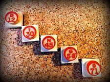 Refrigerator Magnets Bingo Lovers GIFTS Novelty Bingo Magnets Scrabble Gifts