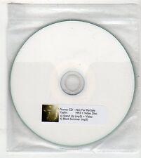 (EV16) Yashin, Stand Up / Black Summer - DJ CDs x 2