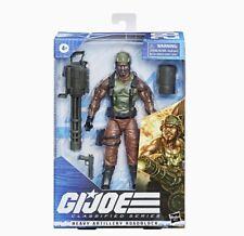 G.I. Joe Classified Heavy Artillery Roadblock Hasbro Amazon Exclusive Pre-Order
