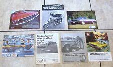 1970-71-73 Dodge Challenger, R/T, Rallye, Hemi Original Ads, Photo, Article