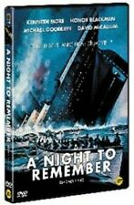 A Night to Remember (1958) / Roy Ward Baker / Kenneth More / DVD SEALED