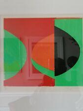 Original Print bt Sr Terry Frost. Camberwell Green. 2001-2003. Aquatint, Woodcut