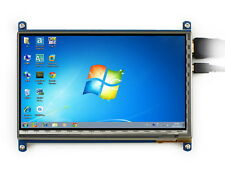Waveshare 7inch Display for Raspberry Pi HDMI 1024×600 IPS Capacitive Screen