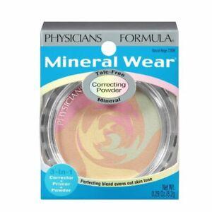 Physicians Formula Mineral Wear Natural Looking Finish Face Correcting Powder