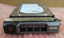 """Dell 250 GB 7.2K SATA 3.5 in (approx. 8.89 cm) 3.5"""" F/W: 3B05 H962F HDD Caddy de disco duro en"""