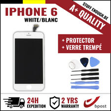 A+ LCD TOUCH SCREEN SCHERM ÉCRAN WHITE BLANC+VERRE TREMPÉ+TOOLS FOR IPHONE 6 4.7