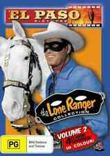 El Paso: Lone Ranger - Volume 2 NEW DVD (Region 4 Australia)