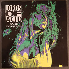 Lords Of Acid ‎– Take Control