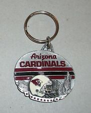 1997 Siskiyou Buckle Co Arizona Cardinals Key Chain Enamel Helmet Skyline