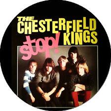 IMAN/MAGNET THE CHESTERFIELD KINGS . fuzztones beatles kinks morlocks cynics