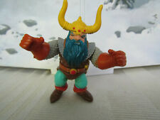 "Advanced Dungeons & Dragons ""Elkhorn Dwarf"" Action Figure 1983 LJN TSR"