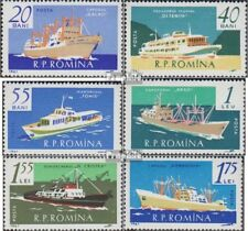 Roemenië 1972-1977 gestempeld 1961 Navigatie
