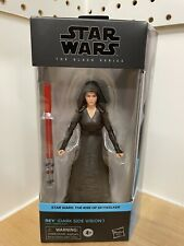 Rey Dark Side Vision Star Wars Black Series 6 inch figure The Rise of Skywalker