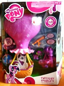 My Little Pony Friendship is Magic Twilight Sparkle's Twinkling Balloon UNOPENED