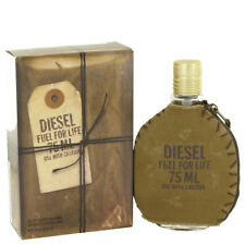 Fuel For Life Cologne By DIESEL FOR MEN 75 ml Eau De Toilette Spray New in Box