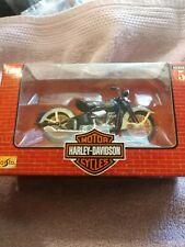 Harley Davidson Maisto 1:18 1936 EL Knucklehead