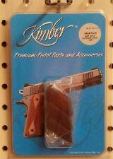NIB! Kimber Manufacturing - 1911 SET OF 3 EXTENDED MAG BASE PADS - 4100300