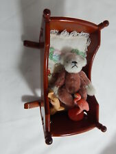 "World of Miniature Bears 2.75"" Plush Bear Haley #1010A CLOSING"