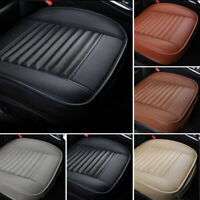 3D Universal Car Seat Cover Breathable PU Leather Mat Pad for Auto Chair Cushion
